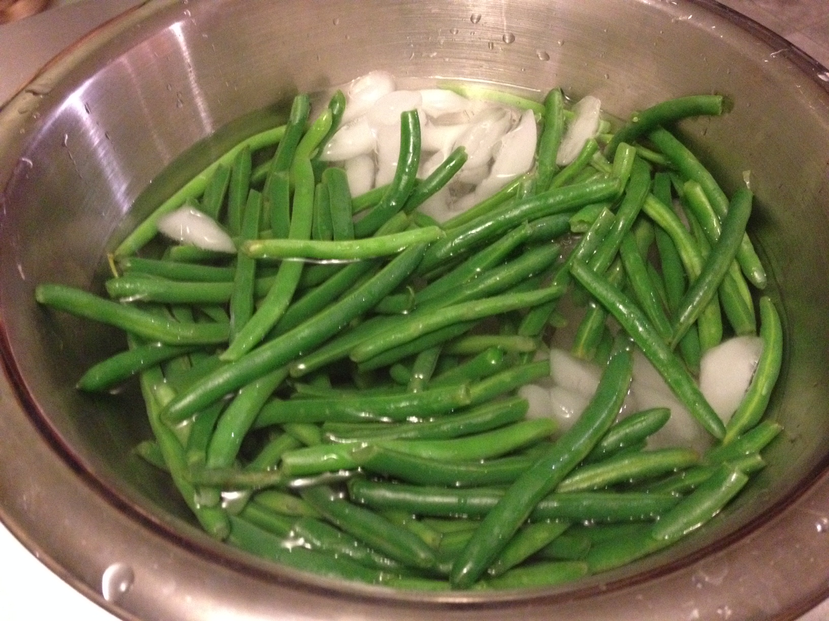 Easy-delicious-marinated Green Beans